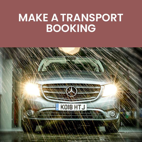 Make a Transport Booking